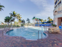 Fort Myers Beach - Apartment Gulf Resort