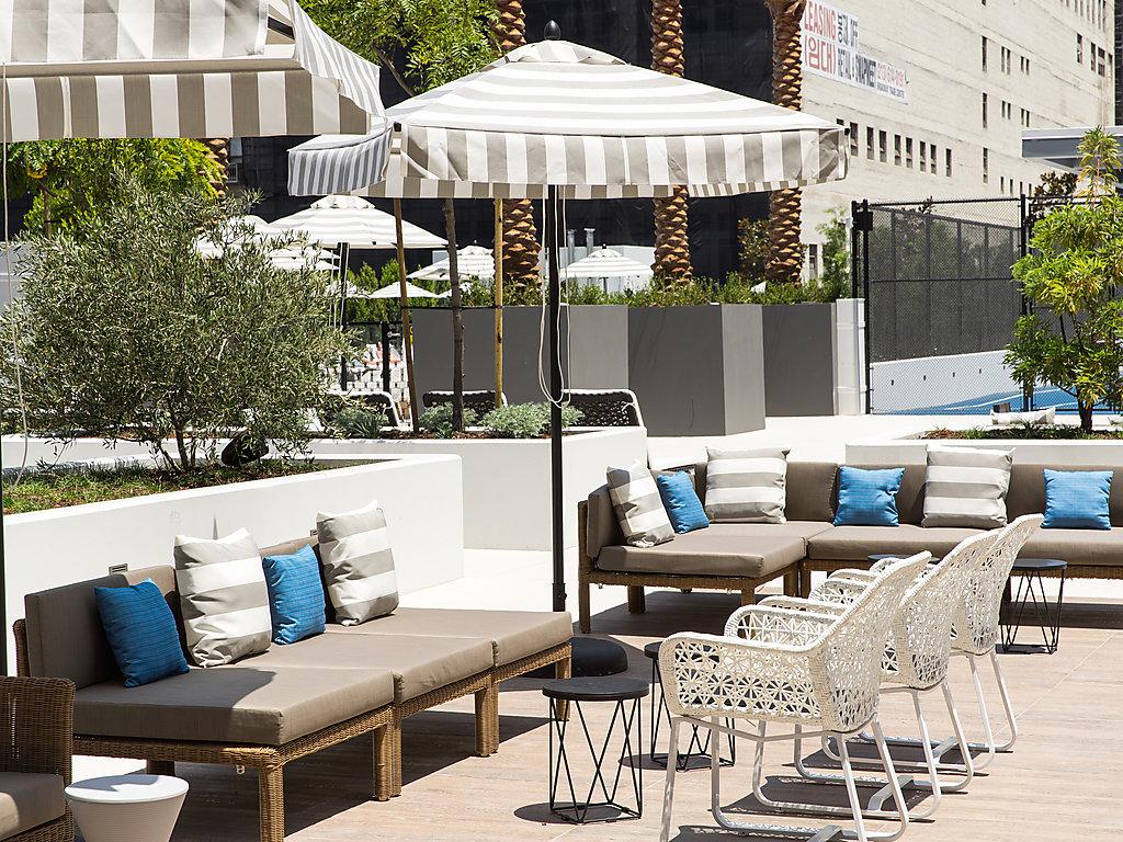 ferienwohnung los angeles 6 personen usa kalifornien 759684. Black Bedroom Furniture Sets. Home Design Ideas