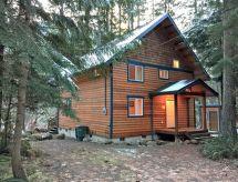 Mount Baker/Glacier - Ferienhaus Glacier Springs Cabin #45 - A Cozy