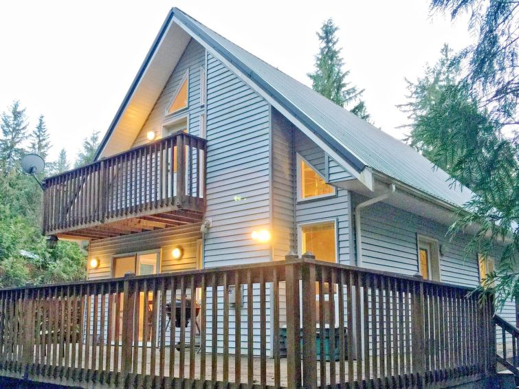 58MBR - Great Wraparound Porch! - Chalet - Mt. Baker