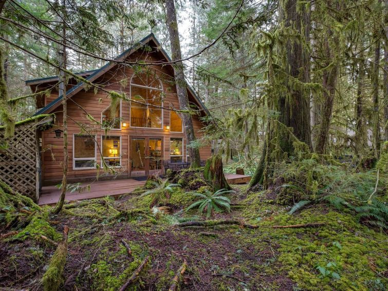 Mt. Baker Lodging - Snowline Cabin #40 - Welcome to the Fern Hollow Lodge!