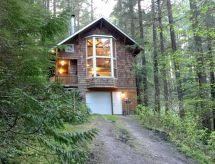 Mount Baker/Glacier - Dom wakacyjny 25SL Pet Friendly Cabin with WiFi!