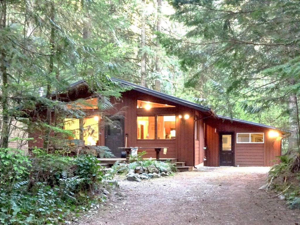 Ferienhaus 23SL Great Cabin w/ Hot Tub Bauernhof in Nordamerika