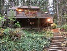 Mount Baker/Glacier - Maison de vacances 26SL Two Story Cabin in the Woods