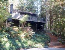 Mount Baker/Glacier - Ferienhaus 26SL Two Story Cabin in the Woods