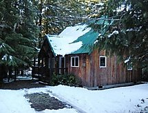 Mount Baker/Glacier - Ferienwohnung 32MBR Private Pet Friendly Cabin