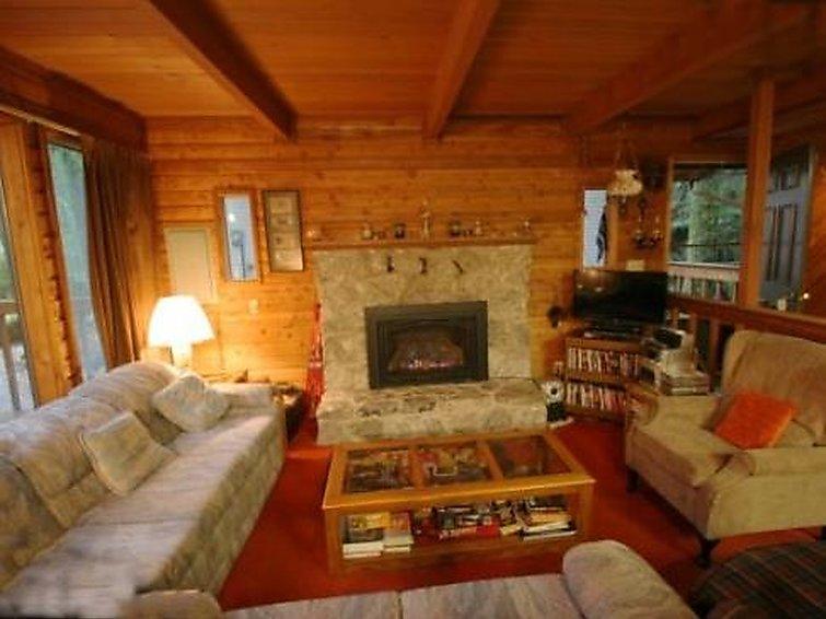 35SL Pet Friendly Cabin near Skiing - Chalet - Mt. Baker