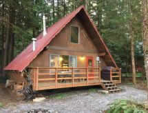 24MBR-Quiet Country Family Cabin!