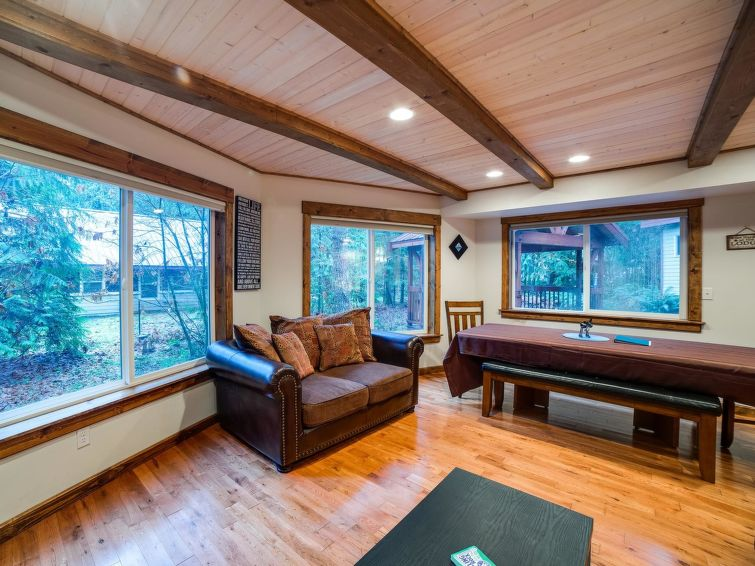 50MBR-Upscale Cabin With Hot Tub! - Chalet - Mt. Baker