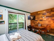 Mount Baker/Glacier - Appartement 64SLL Condo near Skiing and Hiking