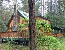 Mount Baker/Glacier - Casa de vacaciones 78SL Country Cabin with a Hot Tub