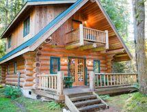 Mount Baker/Glacier - Casa de vacaciones 10SL Log Cabin at its best!