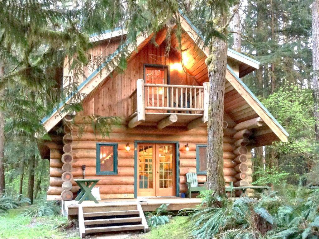 Ferienhaus 10SL Log Cabin at its Best! Bauernhof
