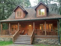 Mount Baker/Glacier - Vakantiehuis 89GS-A Country Cabin With Hot Tub!