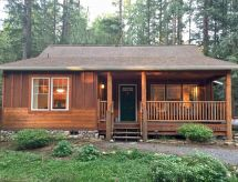 Mt. Baker/Glacier - Holiday House 95GS Pet Friendly Cabin w/ Hot Tub