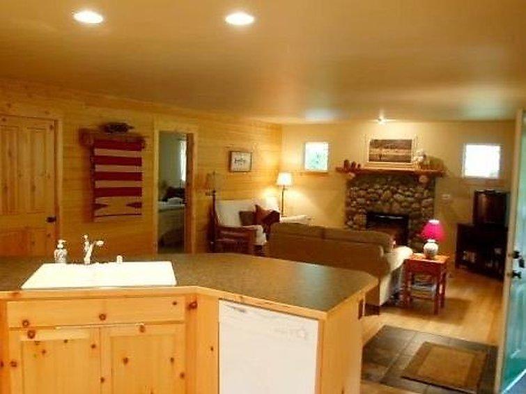 95GS Pet Friendly Cabin w/ Hot Tub - Chalet - Mt. Baker