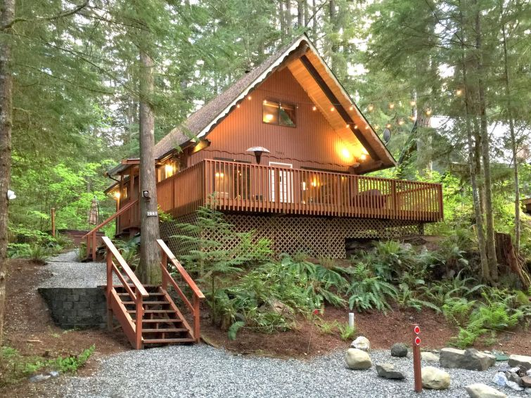 Ferie hjem 98SL Cozy Cabin w/ Hot Tub med pool og tæt på skiområdet
