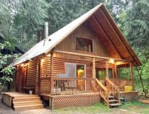 Mount Baker/Glacier - Дом 17MBR Rustic Family Cabin + Hot Tub