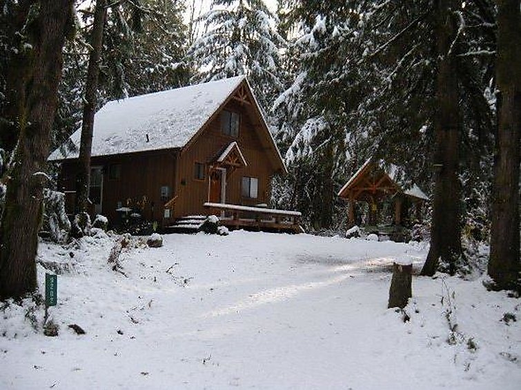 67MF Private Cabin near Silver Lake - Chalet - Maple Falls